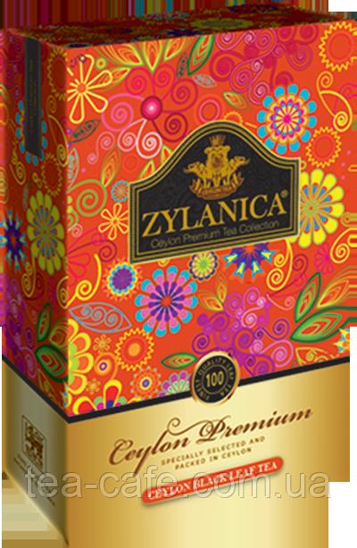 Чай чорний Zylanica ОРА Преміум 100 гр.