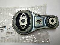 Подушка двигуна (вісімка, нижня) Renault Trafic, Opel Vivaro 2.0, 2.5, 2003-2013, Hutchinson 532D35