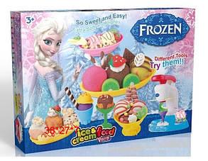 Тесто для лепки Frozen Холодное сердце , фото 2