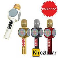 Караоке-микрофон Wster WS-1816 Bluetooth
