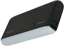Мощный Power bank Proda PPL-19 с ярким фонарём, емкостью 12000 mAh