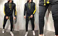 Спортивный мужской костюм в расцветках 33388, фото 1