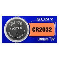 Дисковая батарейка SONY Lithium Cell 3V R2016