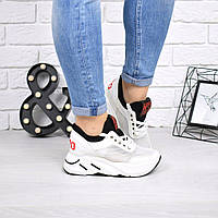 Женские спортивные кроссовки на платформе