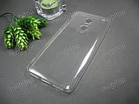 Прозрачный TPU чехол Xiaomi Redmi 5 Plus, фото 1
