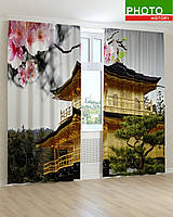 Фотошторы домик в Китае