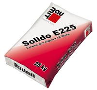 Цементно-песчаная стяжка для пола Baumit Solido E225 25кг