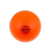Мяч художественной гимнастики Togu 300гр. оранжевый