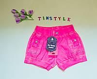 Яркие шорты для девочки  5 лет, фото 1