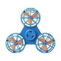 Спиннер BONITOYS F1 летающая игрушка-антистресс Синий (SUN0589)