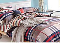 Комплект постільної білизни ТЕП Шотландка бязь 215-150 см різнобарвний