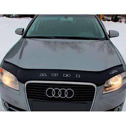 .Дефлектор капота VIP TUNING Audi A4 (8Е,В7) 2005-2008