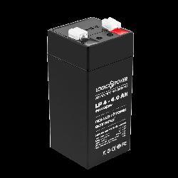 Аккумулятор AGM LogicPower LP 4-4 AH