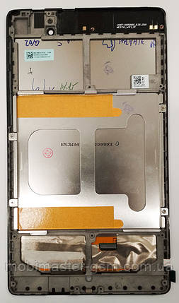 LCD модуль Asus K008,  ME571K, K009,ME571KL Nexus 7 (2013 г) [Wi Fi] в рамке, фото 2
