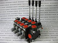 Гидрораспределитель 4 секции РC100 литров Badestnost, фото 1