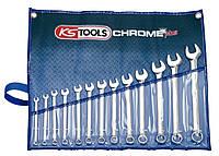 Набор ключей рожково-накидных 13 шт