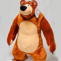 Мягкая игрушка Медведь и Маша 45 см