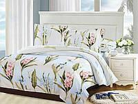 Комплект двухспального постельного белья ТЕП Ирис
