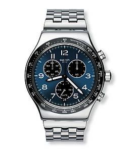 Часы мужские Swatch Boxengasse Chronograph YVS423G