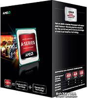Процесор AMD FX 6300 Vishera, sAM3+, 6 Cores/6 Threads, 3,7 МГц, 8 Мб, none integrated graphics, Box