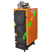 Твердотопливный котел Донтерм 24 кВт