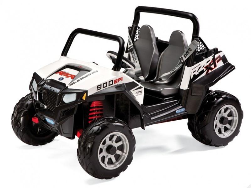 Детский Электромобиль Peg Perego Polaris RZR 900 12V, мощность 340W
