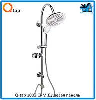 Душевая панель Q-tap 1002 CRM