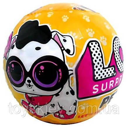 L.O.L. Surprise Pets S3 ЛОЛ Петс, LOL Питомцы, Мой любимец ЛОЛ.с кинетическим песком bb41
