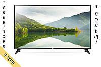 Телевизор LG 43LK5900 Smart TV Full HD 1000Hz T2 S2 новинка 2018 року из Польши