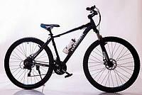 "Спортивный велосипед 29"" HAMMER Черно-Синий (black-blue), фото 1"