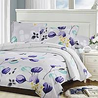 Семейный комплект постельного белья ТЕП Тюльпан, фото 1