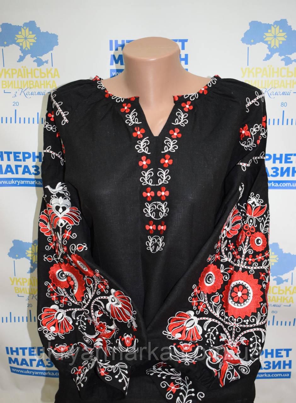 3bdca9f2624 Вишита жіноча блузка