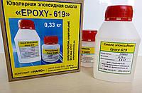 Смола эпоксидная Epoxy-619 для мебели