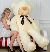 Плюшевый Мишка в Подарок. 200 см Большой Плюшевый Медведь.Мягкая игрушка Плюшевый Мишка 2 метра