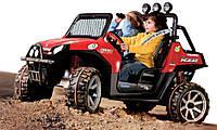 Детский Электромобиль Peg Perego Polaris Ranger RZR 24V, мощность 600W, размер 160*98*109 см
