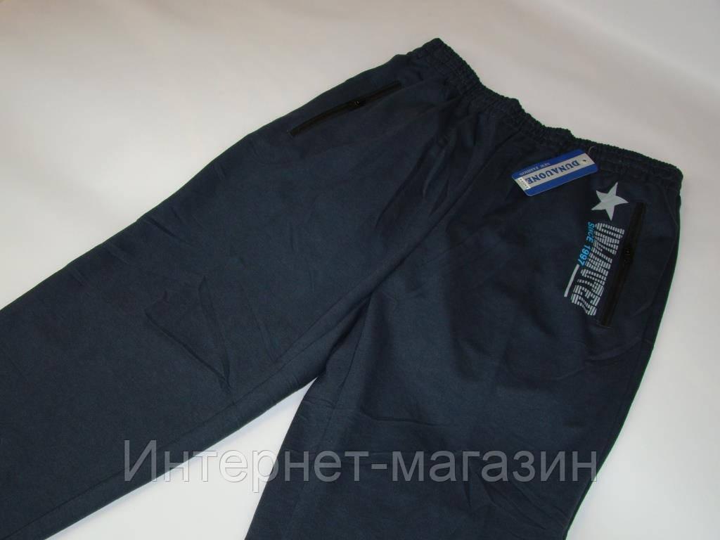 Спортивные штаны Dunauone Y-4324-K на манжетах трикотаж (M-3XL) код 6023