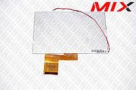 Матрица 165x104mm 60pin 800x480 FPC-GT7053-D