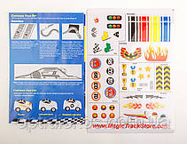 Конструктор Toy Magic Tracks, Светящийся гоночный трек, 220 деталей, фото 3