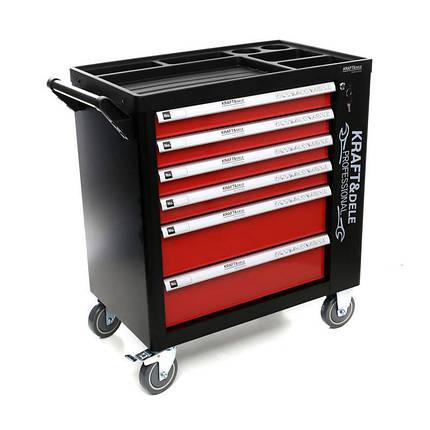 Инструментальный  шкаф 263 элемента KD362, фото 2