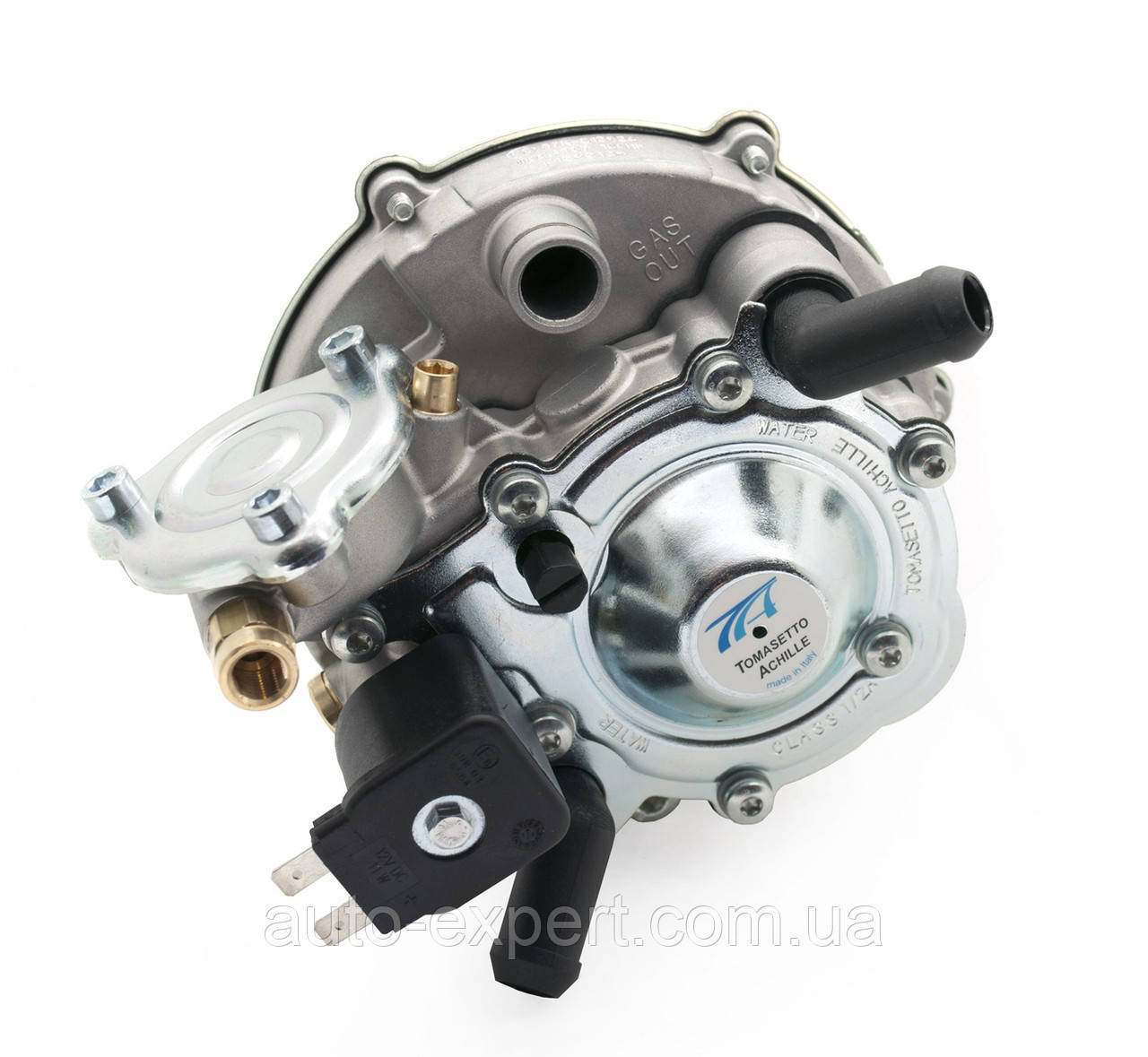 Газовый редуктор Tomasetto AT-07 до 100 л.с. (RGTA3500)