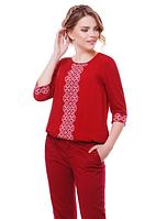 "Блуза з вишивкою ""Зореслава"" розміри в наявності, фото 1"