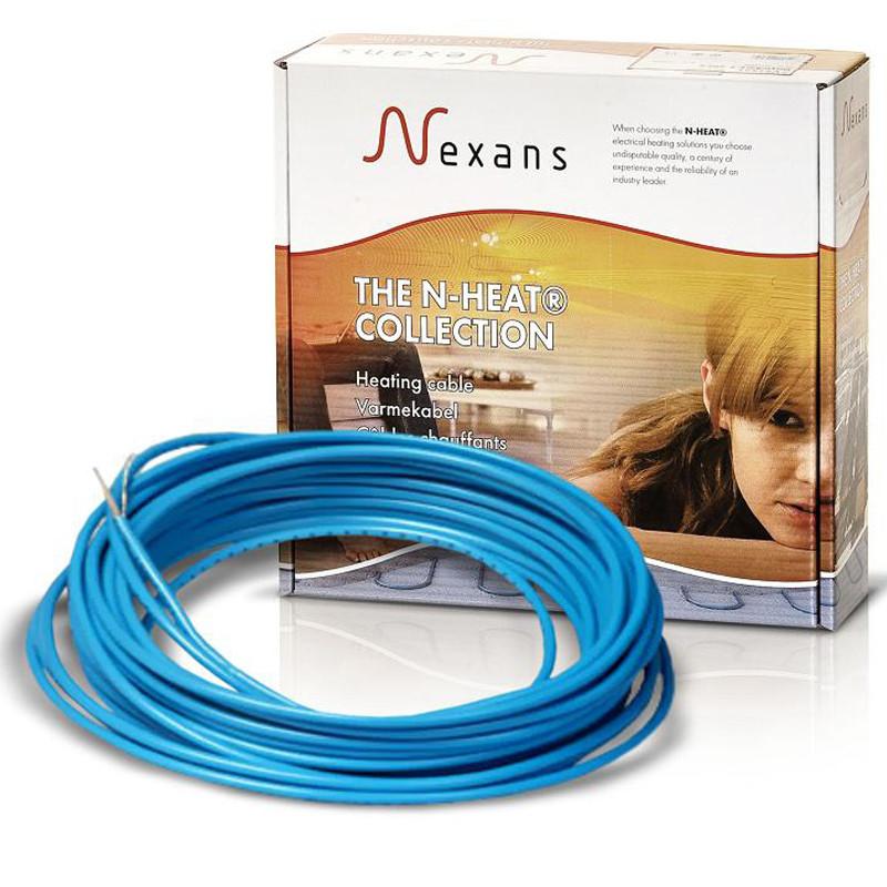 Нагрівальний двожильний кабель Nexans TXLP/1R 3100/17