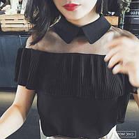 Женская любимая шифоновая блузка (2 цвета), фото 1