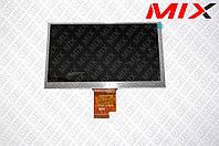 Матрица 165x105mm 40pin 1024x600 AT070TNA2 V.1