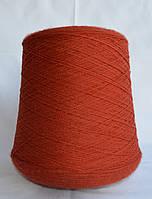 Софт 2/28 №116 Состав: 100% акрил Пряжа в бобинах для машинного и ручного вязания