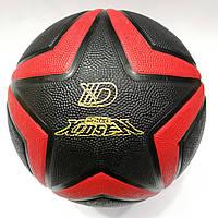 Мяч баскетбольный Black Star.Размер 7