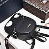 Маленький рюкзачок из кожзама с ушками, фото 9