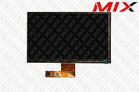 Матрица 165x100mm 39pin 1024x600 TXDT700EPLA-68