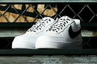 "Мужские Кроссовки Nike Air Force 1 Low NBA ""White/Black"""