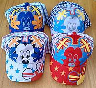 Детские кепки 'Мики' для мальчиков 4-5 лет